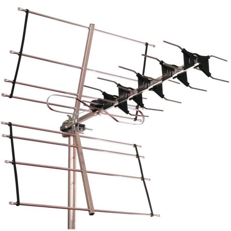 High gain tv aerial